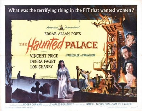The Haunted Palace Lon Chaney Jr