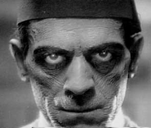 The Mummy Karloff