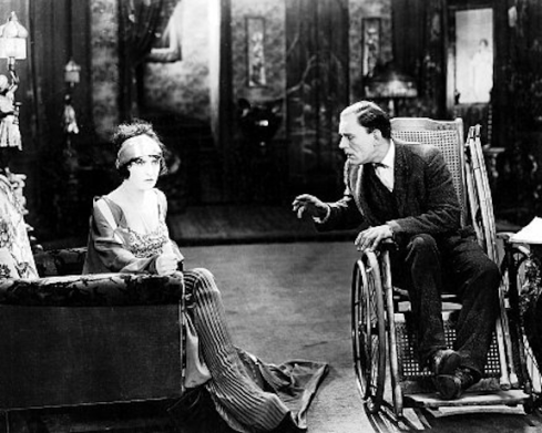 Flesh and Blood Lon Chaney