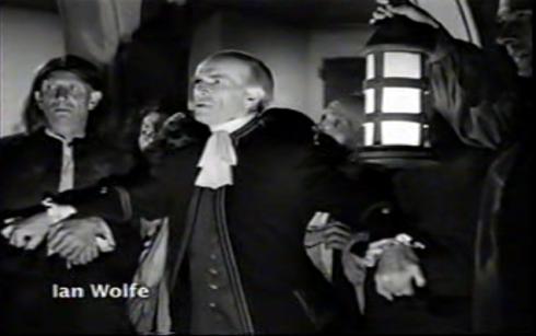Ian Wolfe in Bedlam