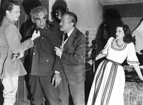 Isle of the Dead-Karloff