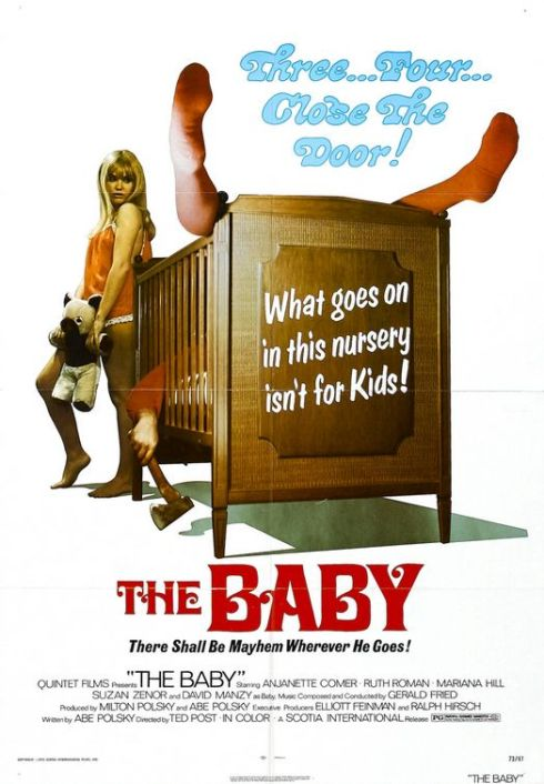 The Baby film poster