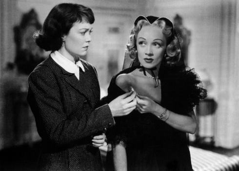 Marlene and Jane
