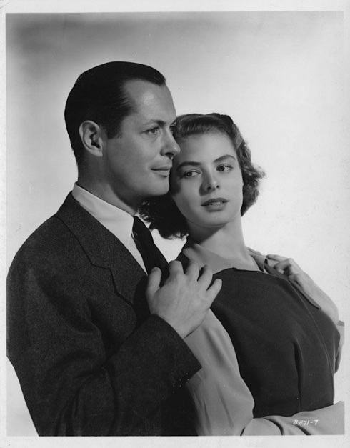Montgomery and Bergman Rage in Heaven