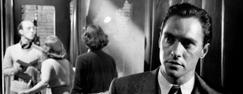 Richard Todd in Stage Fright