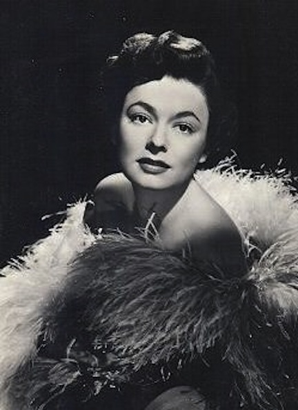Ruth Roman Of Many Movies She Was In Strangers On A: The Last Drive In