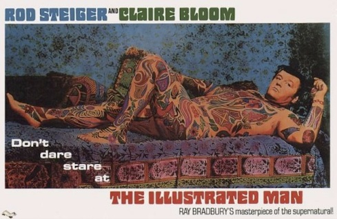 The Illustrated Man poster