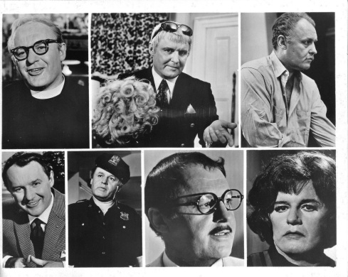 various disguises Rod Steiger