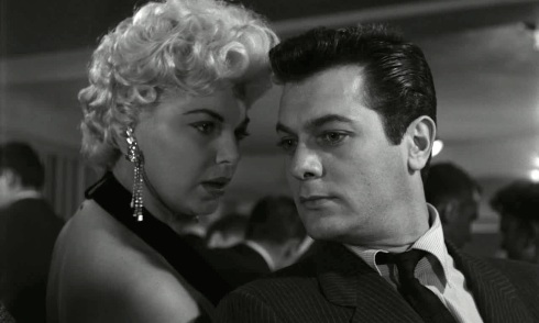 Barbara Nicols in The Sweet Smell of Success