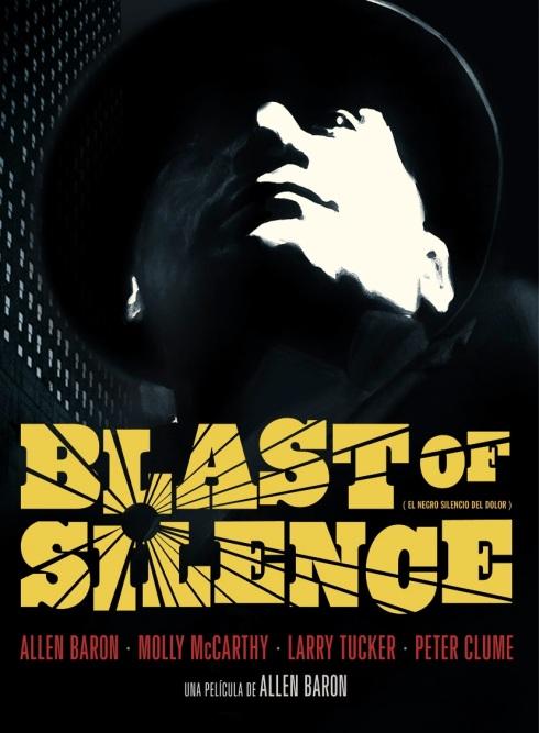 Blast of Silence film poster