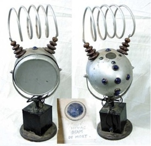 DEATH RAY- apparatus -strickfaden auction