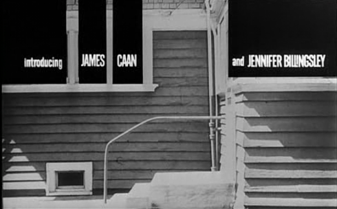 introducing James Caan-exteriors key to framing an atmosphere of symbolic visual entrapment