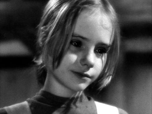 Peggy Ann Garner a young Jane Eyre