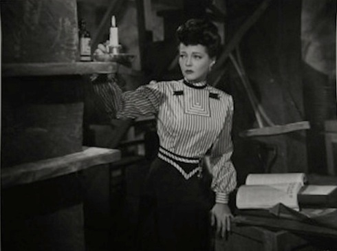 Sylvia Sidney Love From a Stranger