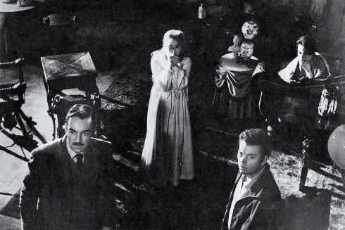 Robert Wise The Haunting-cast