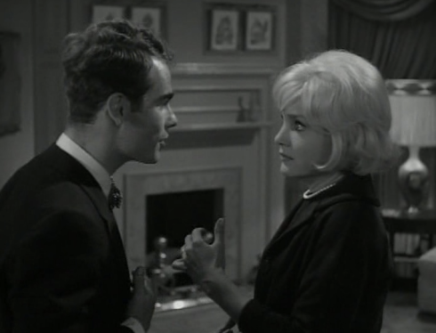 Dean Stockwell and Susan Oliver in Annabel