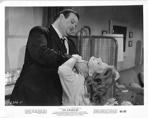 The Strangler 1964 Victor Buono