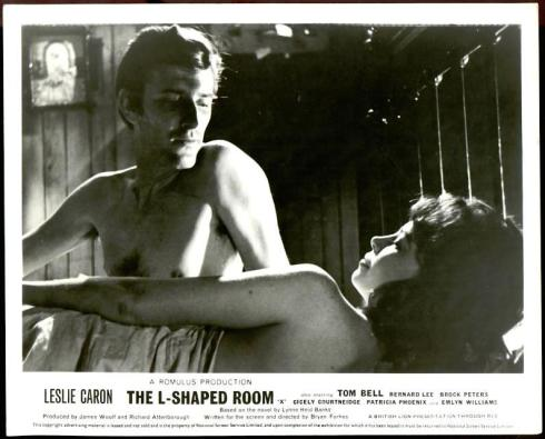 The L Shaped Room-Leslie Caron