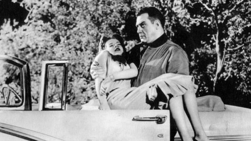 A Cry in the Night 1956 Natalie Wood and Raymond Burr