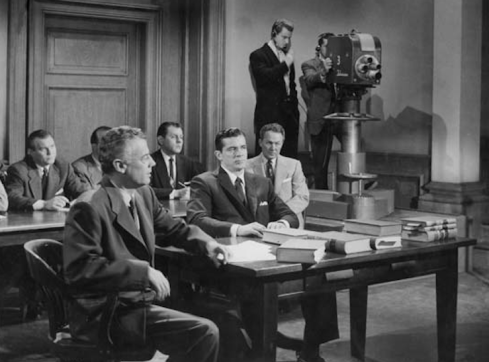 Beyond a Reasonable Doubt Dana Andrews