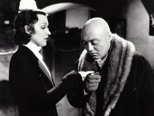 Mad Love 1935 Peter Lorre and Frances Drake