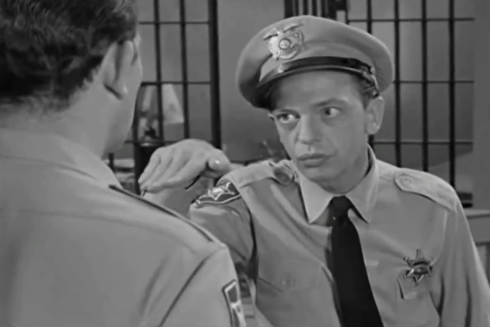 Barney Fife Quotes Awesome Life Lessons From Barney Fife  The Last Drive In