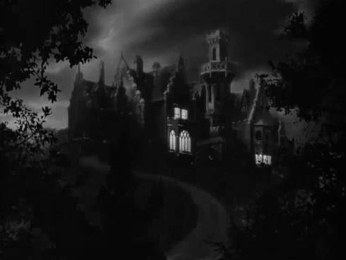 Ghostly Dragonwyck