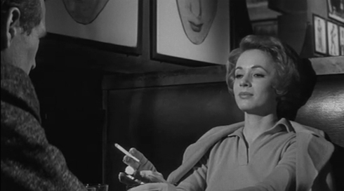 Piper Laurie The Hustler