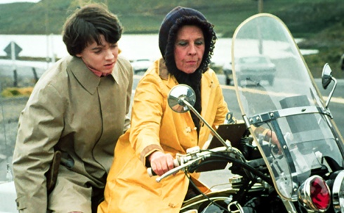 HAROLD AND MAUDE, Bud Cort, Ruth Gordon, 1971