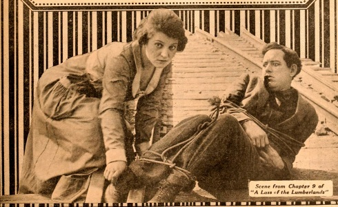 Helen Lass of the Lumberlands