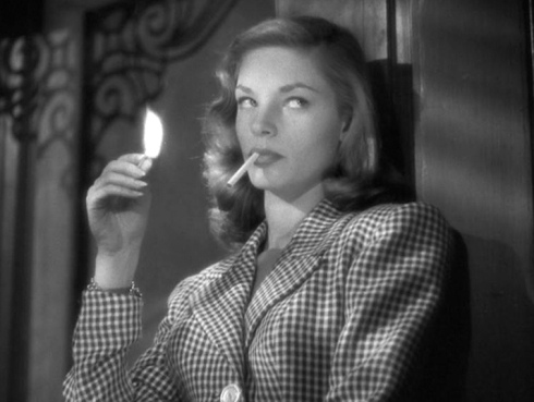 Bacall Slim To Have and Have not