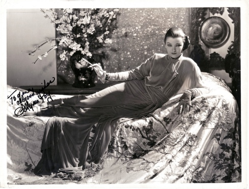 Myrna Loy Fu Manchu