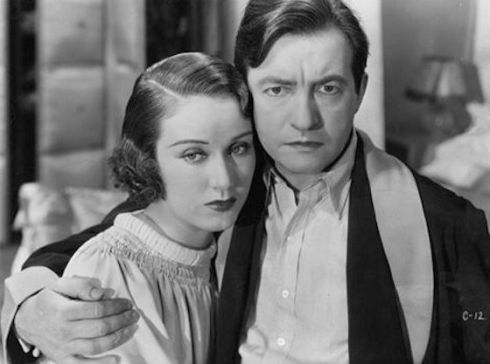 Fay Wray Claude Rains The Clairvoyant 1935