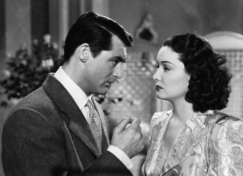 My Favorite Wife (1940) Directed by Garson Kanin Shown: Cary Grant, Gail Patrick