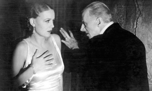 Gloria Stuart and Ernest Thesiger The Old Dark House