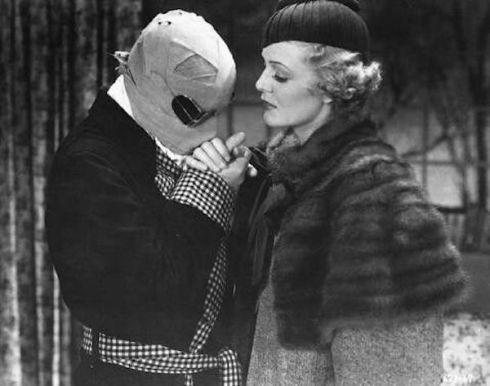Gloria Stuart The Invisible Man