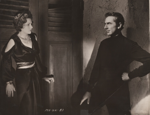 Irene Ware and Bela Lugosi star in The Raven