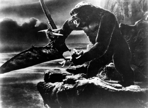 Wray and King Kong