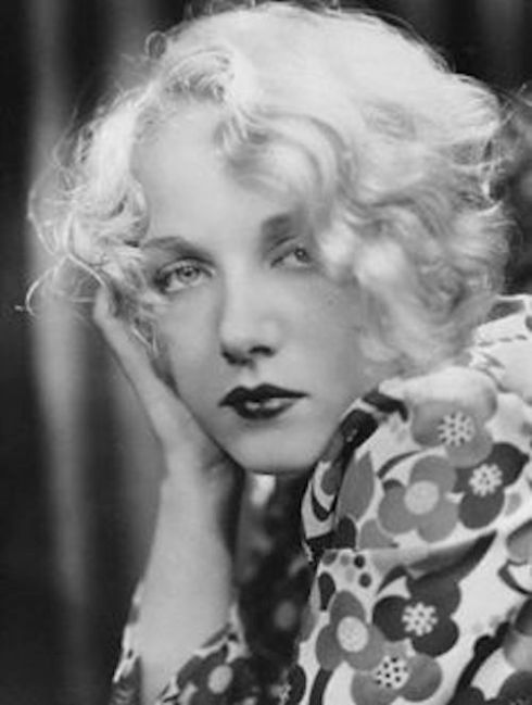 Leila Hyams portrait