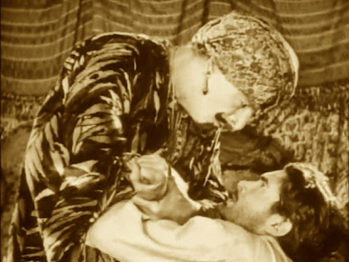 sea-hawk-1924 lionel the slave