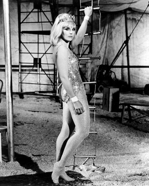 Elsa Trapeze