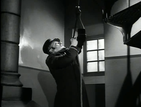 The Bell Ringer- the film has the look of a Lewton piece