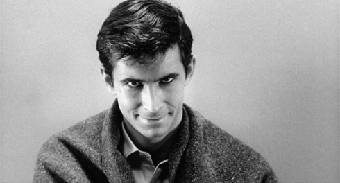 Anthony-Perkins-in Hitchcock's Psycho