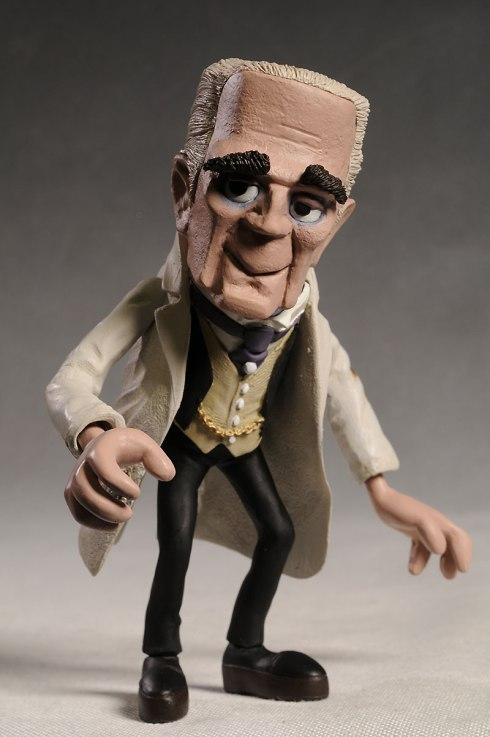 boris action figure