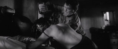 CapturFiles_20a Charles McGraw plays Perry's dad finds his wife with another man and beats her in front of him