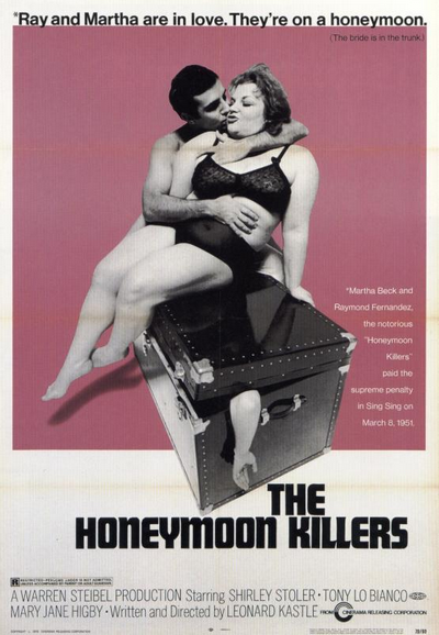 honeymoon killers poster