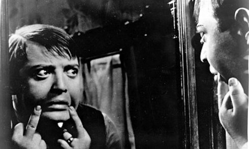 Peter Lorre plays child killer Hans Beckert in director Fritz Lang's M (1931)