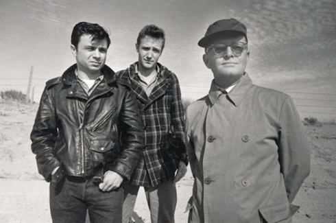Robert Blake Scott Wilson and Truman Capote