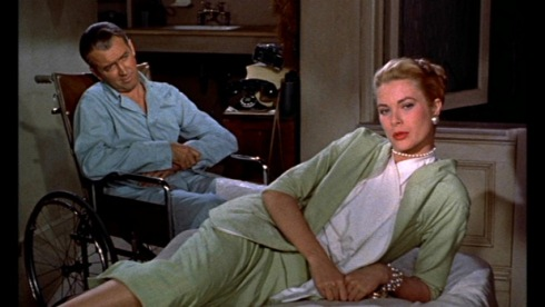 Lisa (Grace Kelly) Rear Window