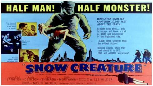 -the-snow-creature-poster